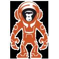 Monkey Crisis On Mars